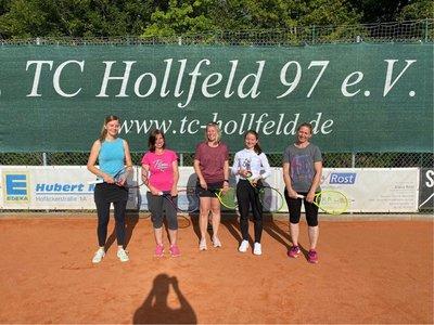 Teilnehmerinnen Hobbyturnier 2021