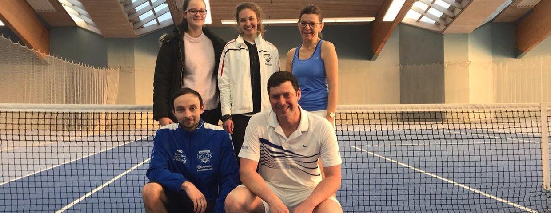 Mixed-Team schafft Aufstieg in die Bezirksliga