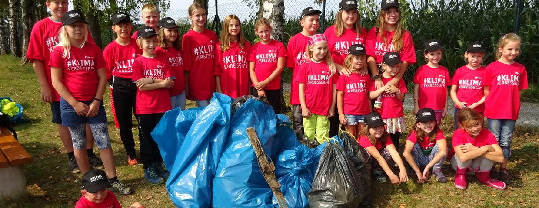Eine tolle Müllaktion unserer Jugend!
