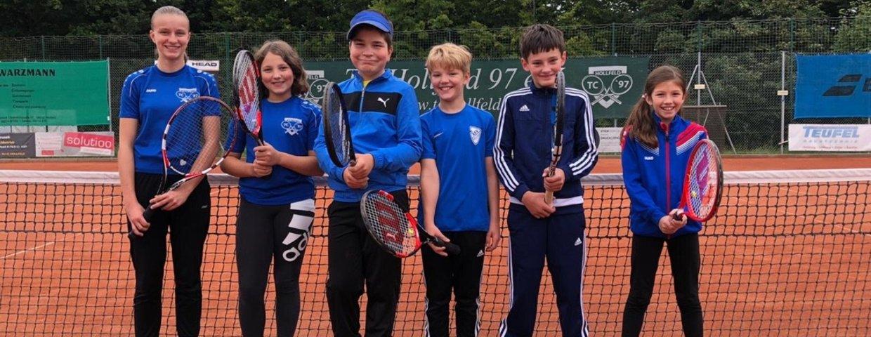 Vereinsmeisterschaft - Franziska Mager gewinnt Bambini12 Einzel, Judith Schrenker/Maximilian Popp erfolgreich im Mixed-Wettbewerb