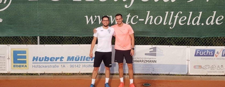 Vereinsmeisterschaft-Update: Toni Pitteroff gewinnt Herrenfinale