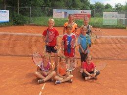 Tenniscamp für 6-10jährige Kinder