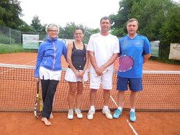 Clubmeisterschaft Damen und Herren Doppel