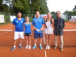 Clubmeisterschaft Mixed Doppel