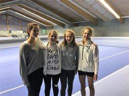 Damen BK1 / TCH - TC Hof 0:6 (0:4)