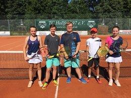 Mixed14 K1 / TCH - RMC-TSV Eckersdorf 6:0 (4:0)
